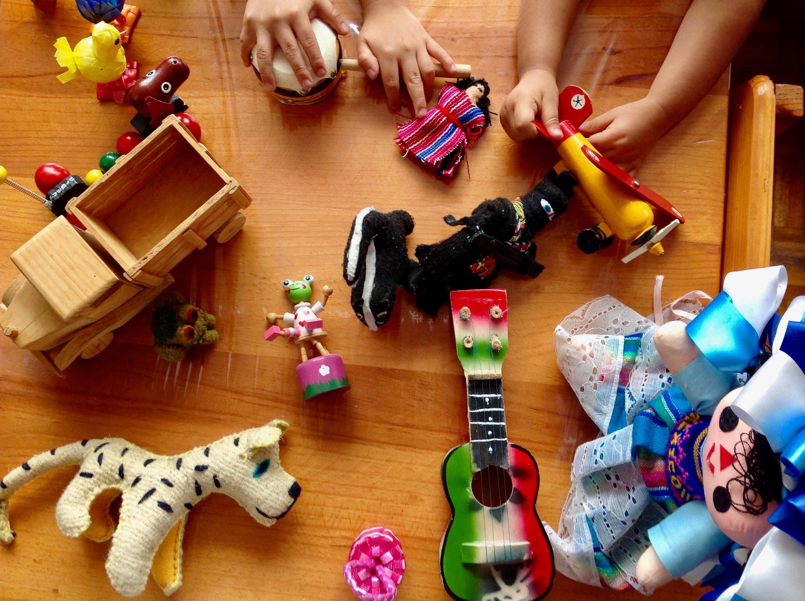 Intervenția timpurie: Utilizarea intereselor copilului în predarea abilităților