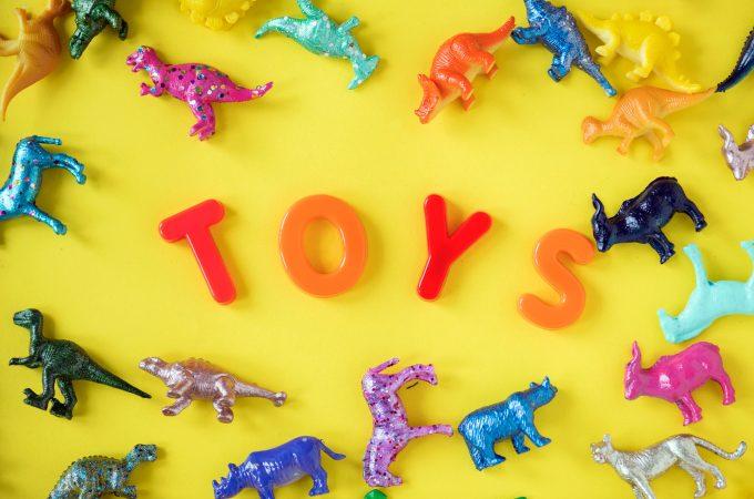 Jucării potrivite pentru copii